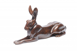 Reclining Hare