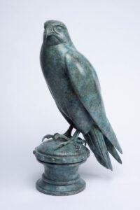 Peregrine Falcon Monumental 2020 by Martin Hayward-Harris